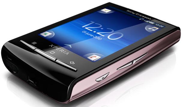 Смартфон Xperia от компании Sony Ericsson
