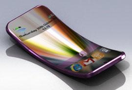Гибкость и бьiстрота - преимущества телефона будущего