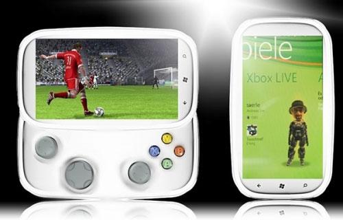 Игровой слайдер Xphone