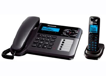 Радиотелефонам KX-TG6451RU и KX-TG6461RU не страшно отключение электричества