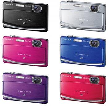Компактная FinePix Z90 с разрешением 14,2 Мп