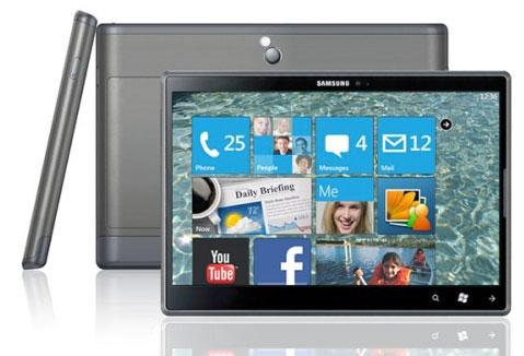 Фантазии на тему Samsung Omnia 7
