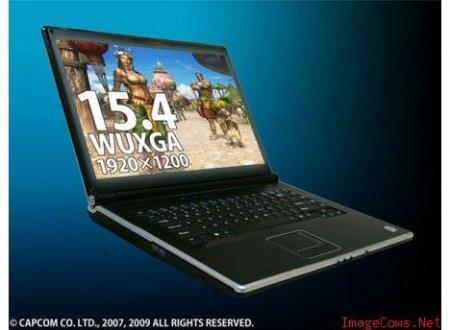 Очередной Sandy Bridge лэптоп PC-Koubou Lesance NB H7521