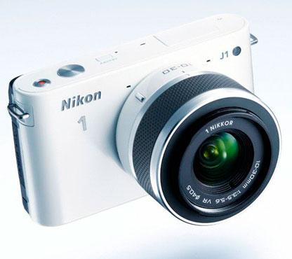 Nikon представил собственную линейку беззеркальных камер со сменным объективом – Nikon 1