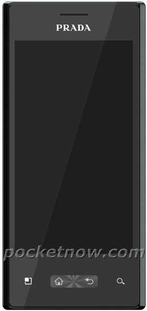 LG Prada K2 – Android класса люкс