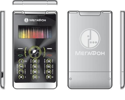 МегаФон представляет металлическую модель Минифона