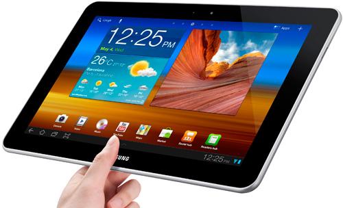 Samsung объявила дату начала продаж планшета Galaxy Tab 10.1 на российском рынке