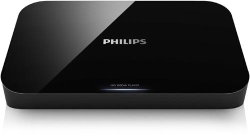 Philips представила HD-медиаплееры: HMP3000 и HMP5000