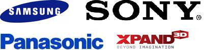 Panasonic, Samsung, Sony и XPAND намерены создать универсальные 3D-очки