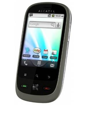 Alcatel OT890: Android бюджетный смартфон