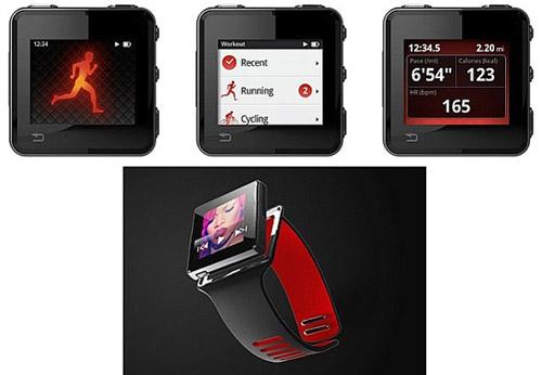 MotoActive – аналог iPod Nano с фитнес уклоном?