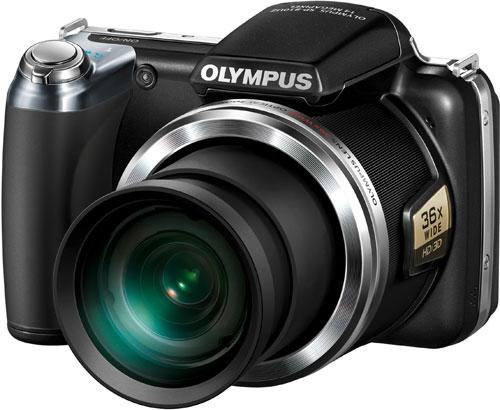 Olympus выпускает новую цифровую фотокамеру с «супер зумом» SP-810UZ Ultra Zoom