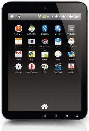 10-дюймовый Интернет-планшет Digma iDx10 на базе Android