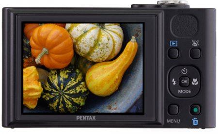Pentax Optio RZ18: компактная цифровая фотокамера c 18-кратным оптическим зумом и простым управлением