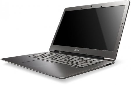 Acer представила ультрабук Aspire S3