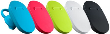 Nokia представила новую Bluetooth гарнитуру BH-112