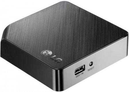 Full HD медиаплеер/ Smart TV преобразователь – LG ST600