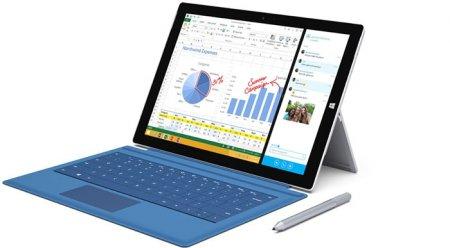 Microsoft представила новый рекламный ролик Surface Pro 3