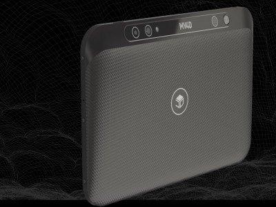 Mantis Vision Aquila - планшет для создания 3D-моделей