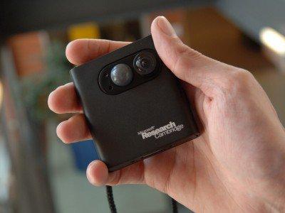 Microsoft работает над носимой камерой