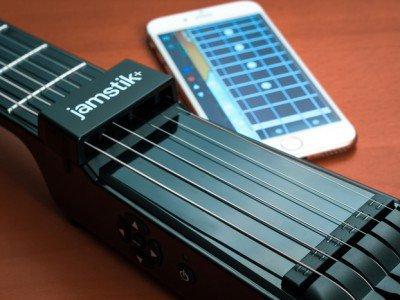 Jamstik+ способен заменить классическую гитару
