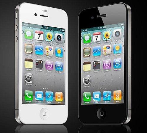 Десять самьiх продаваемьiх телефонов февраля 2011 года
