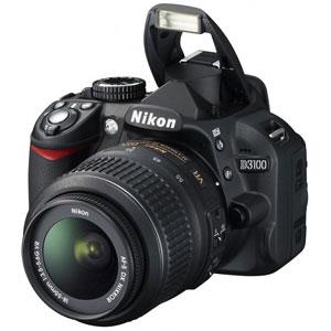 Nikon D3100 удобная и недорогая зеркалка для любителей фотосъемки
