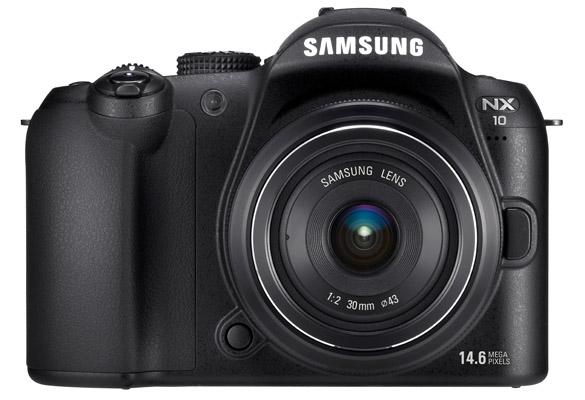 Samsung NX 10