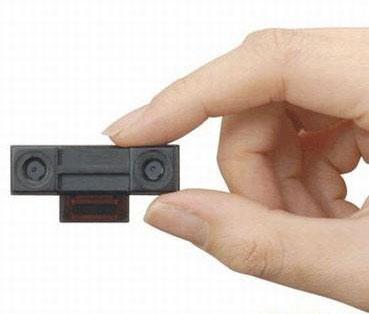 3D-камера для мобильников от Sharp