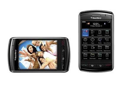 Blackberry Storm 2 уже в продаже