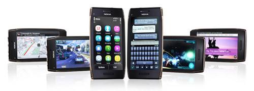 Новые смартфоны Nokia E6 и Nokia X7: начало поставок