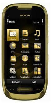 «Связной» начинает продажи нового телефона Nokia Oro