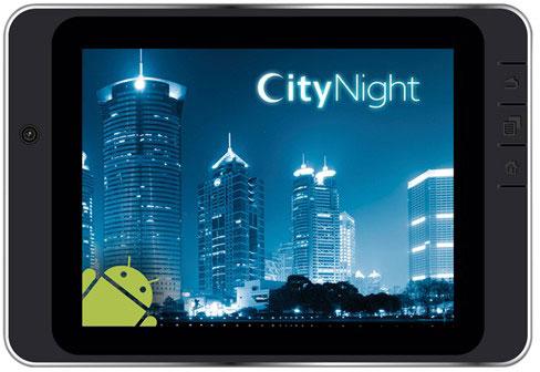 Новый планшет Effire CityNight – эксклюзивно в Цифровом центре ИОН