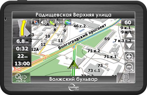 Treelogic TL-5009BGF AV 2Gb: многофункциональный навигатор дешевле 4 000 рублей
