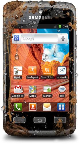 Samsung Galaxy Xcover – защищенный Android смартфон