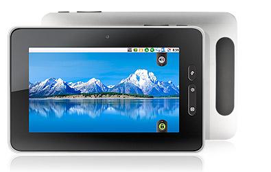RoverPad 3W T71: бюджетный 7-дюймовый планшет
