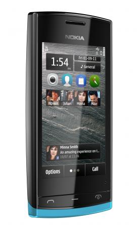 Nokia 500: 1-ГГц бюджетный Symbian-смартфон