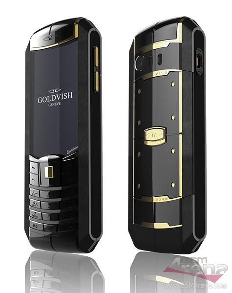 Goldvish Equilibrium – телефон класса люкс с двумя SIM