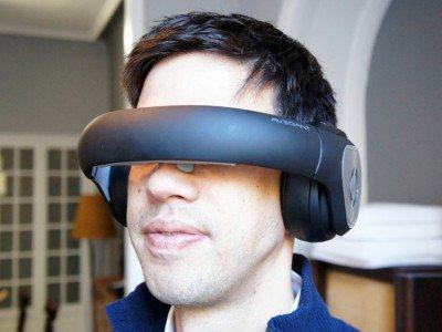 Шлем виртуальной реальности Avegant Glyph готов к массовому производству