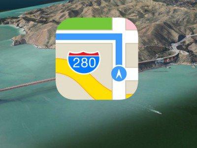Apple начинает кругосветное путешествие для модернизации собственных карт